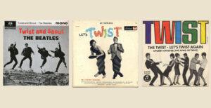 the 1960s twist dance craze