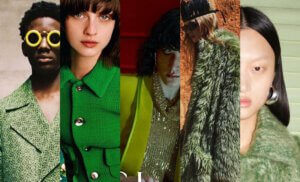 Trend Color Green