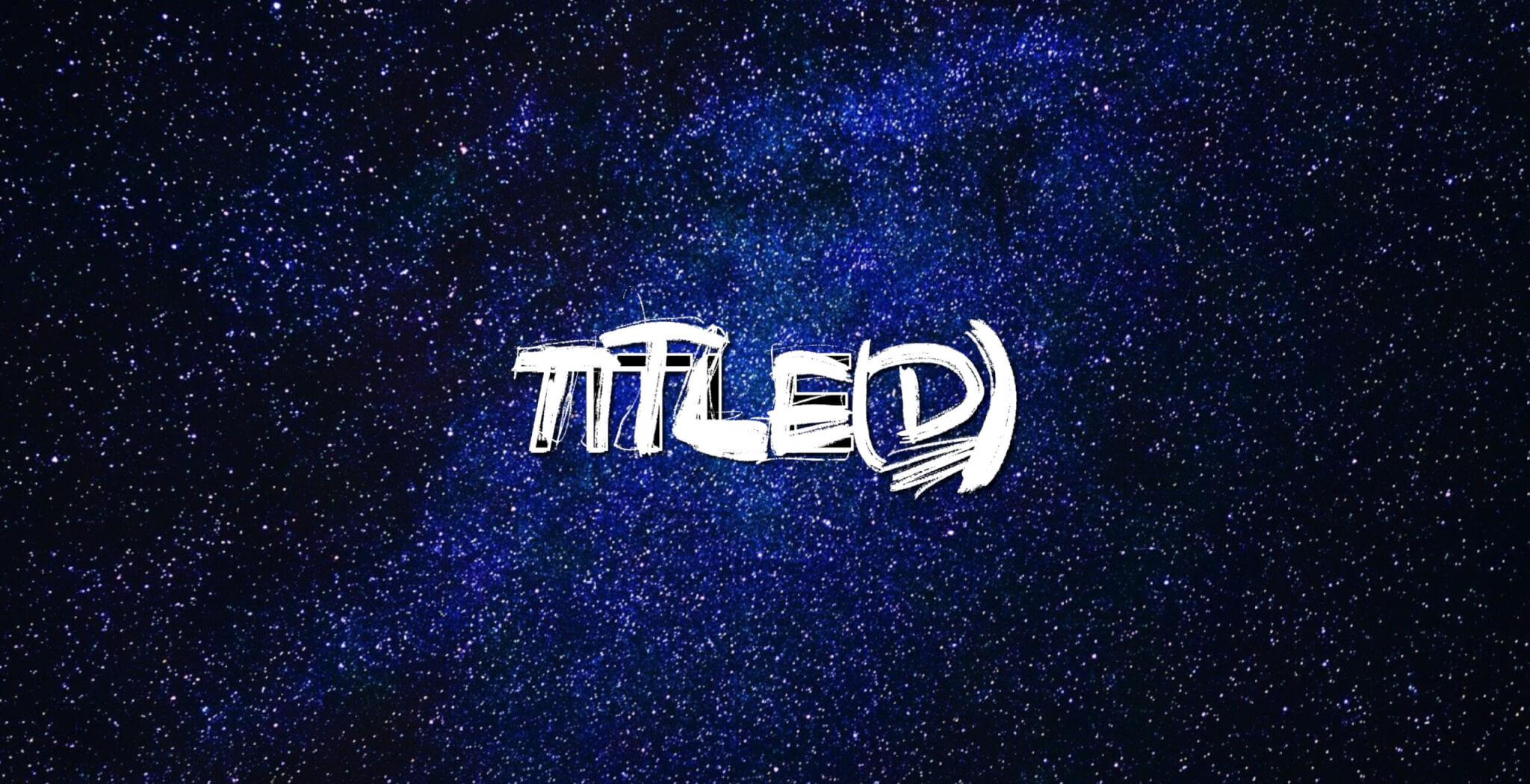 ASTRO TITLE(D)