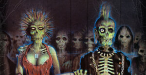 Return of The Living Dead for Title's Tales of Terror